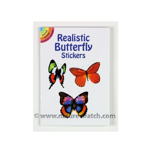 Butterfly Sticker Book