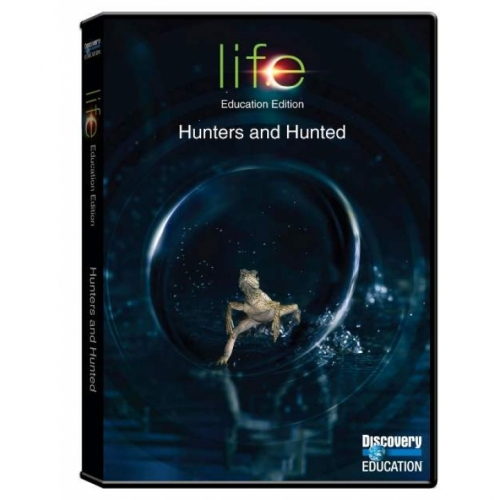LIFE DVD: Hunters and Hunted