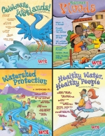 Project WET Activity Booklets