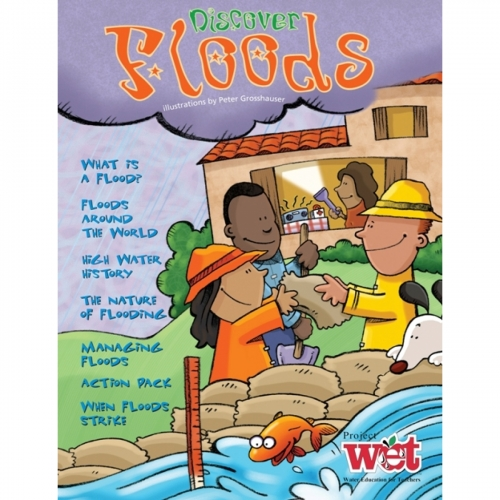 Discover Floods Project WET Activity Booklet