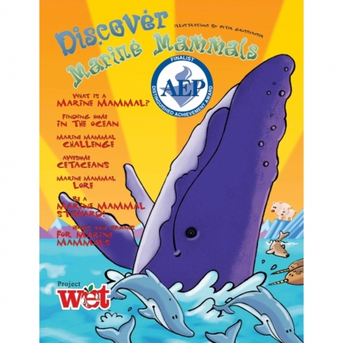 Discover Marine Mammals Project WET Activity Booklet