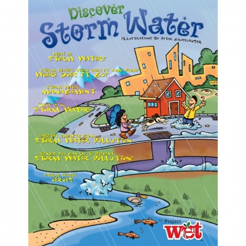 Discover Storm Water Project WET Activity Booklet