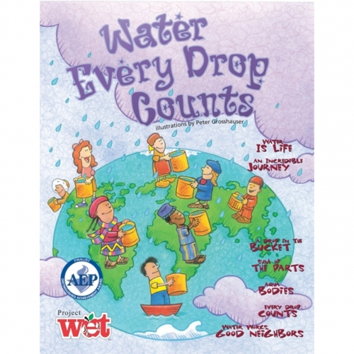 Water, Every Drop Counts Project WET Activity Booklet