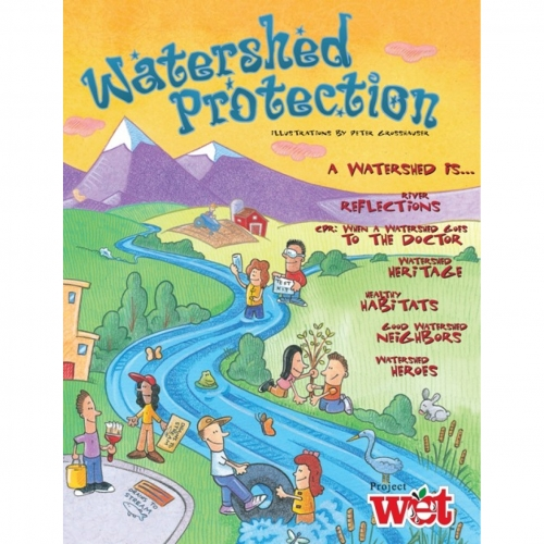 Watershed Protection Project WET Activity Booklet