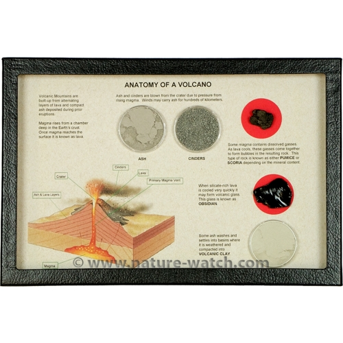 Anatomy of a Volcano Display