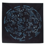 Glowing Night Sky Bandanna