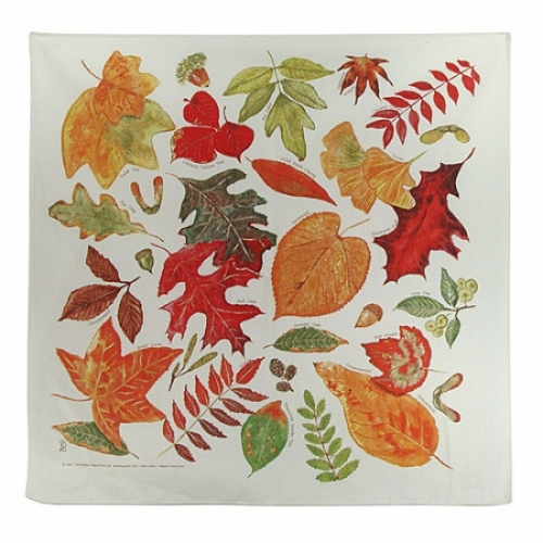 Autumn Leaf Bandanna
