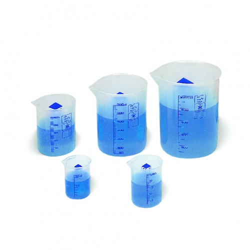 Beaker Set of 5 (Plastic)