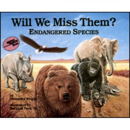 Will We Miss Them? Endangered Species Book