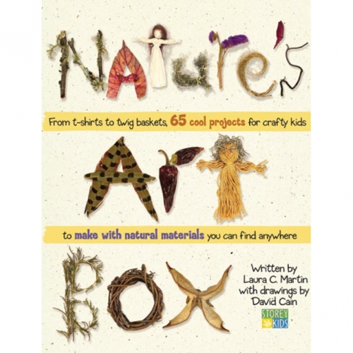 Nature's Art Box Book