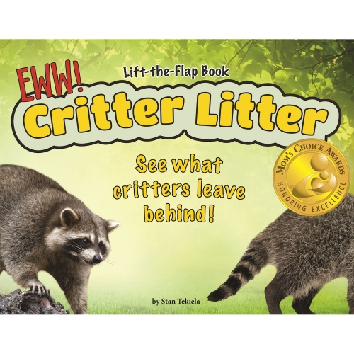 Critter Litter Book: See What Critters Leave Behind