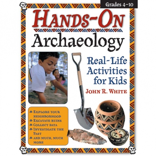 Hands-on Archaeology Book