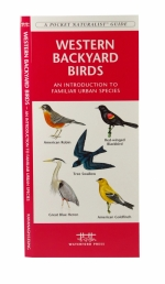 Western Backyard Birds Pocket Naturalist Guide