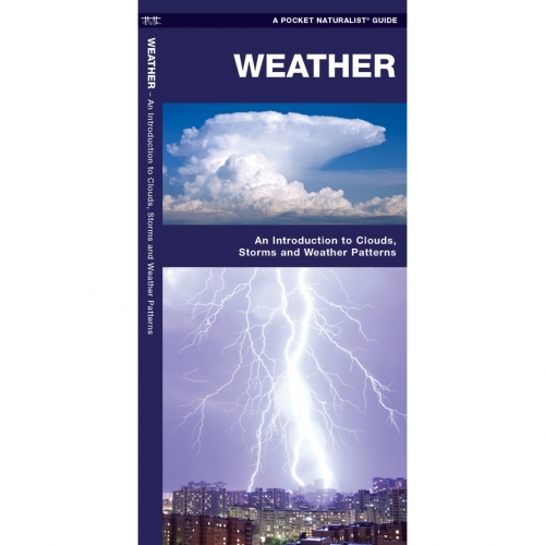 Weather Pocket Naturalist Guide