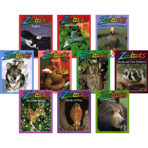 North America Zoobooks
