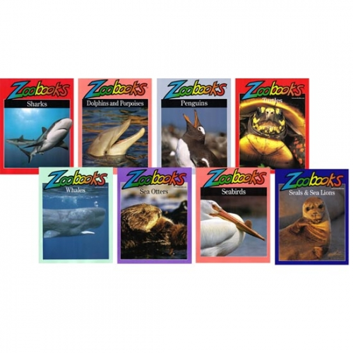Aquatic Animals Zoobooks