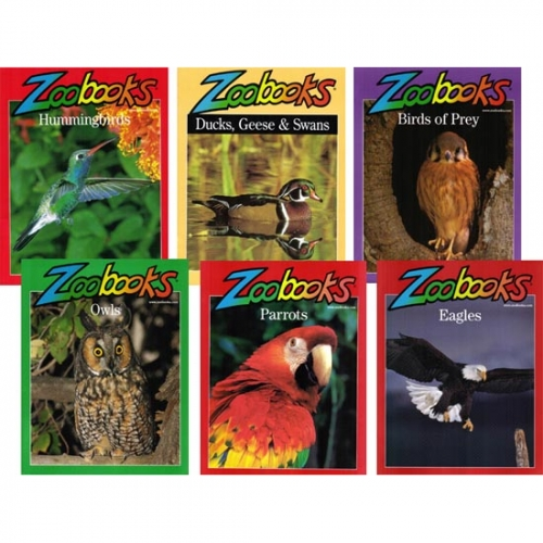 All About Birds Zoobooks