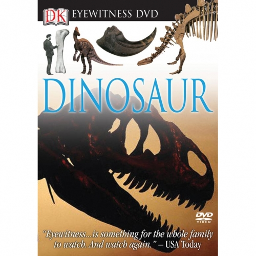 Dinosaur Eyewitness DVD
