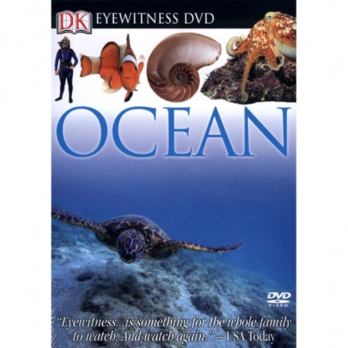 Ocean Eyewitness DVD