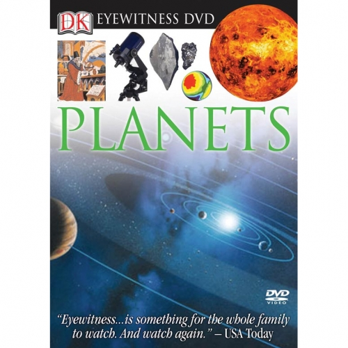Planets Eyewitness DVD