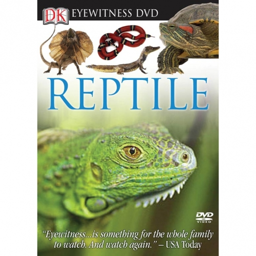 Reptile Eyewitness DVD