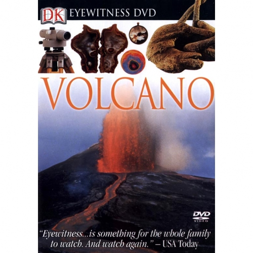 Volcano Eyewitness DVD