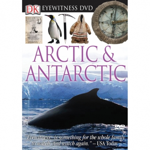 Arctic and Antarctic Eyewitness DVD