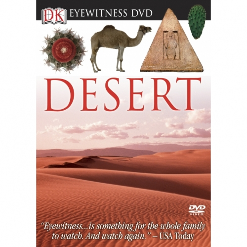 Desert Eyewitness DVD
