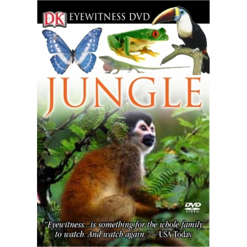 Jungle Eyewitness DVD