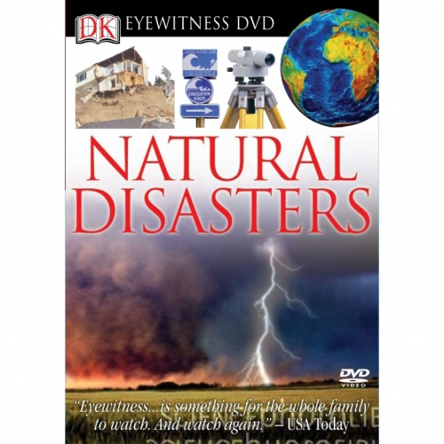 Natural Disasters Eyewitness DVD