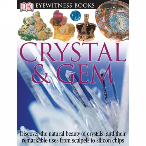 Crystal & Gem: Eyewitness Book