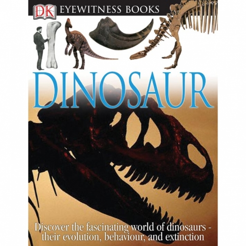Dinosaur: Eyewitness Book