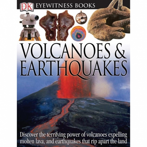 Volcano & Earthquake: Eyewitness Book