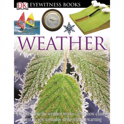 Weather: Eyewitness Book