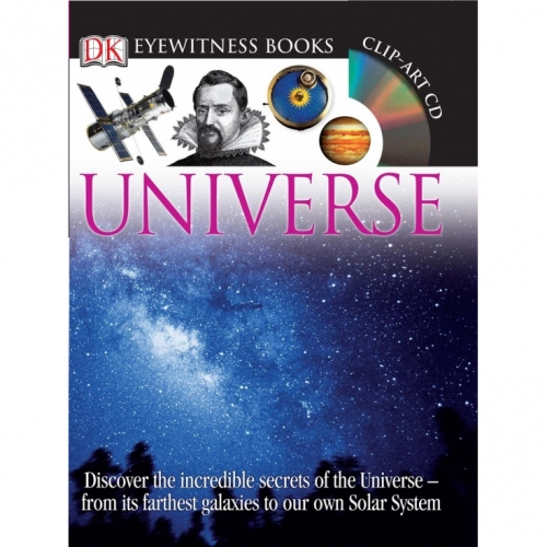 Universe: Eyewitness Book