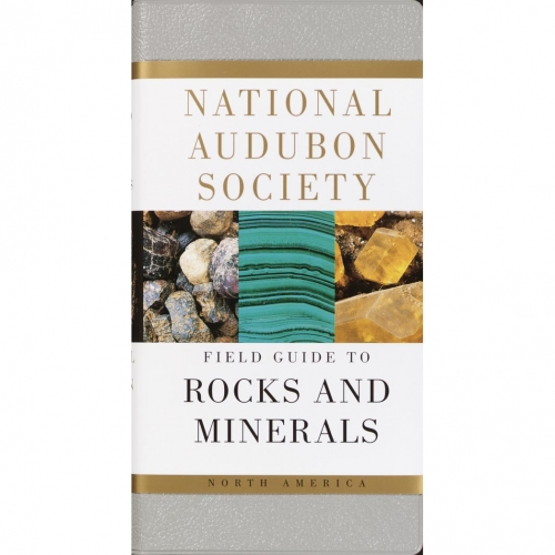 Rocks & Minerals: National Audubon Society Field Guide