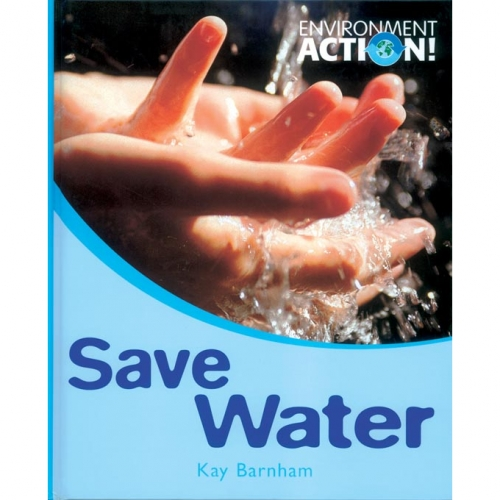 Save Water Book