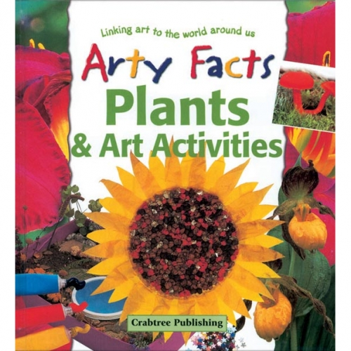 Arty Facts: Plants & Art Activities
