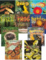 Life Cycle Book Series Set (10 Books)