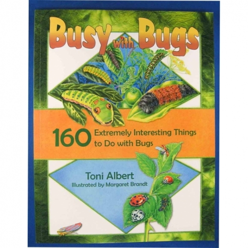 Busy With Bugs Book