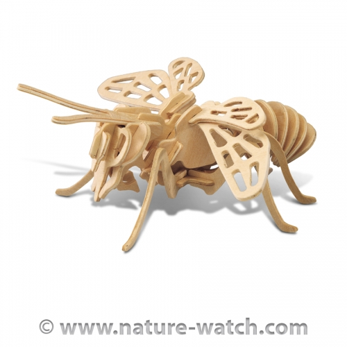 Honey Bee 3D Wood Puzzle