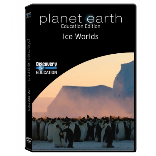 Planet Earth DVD: Ice Worlds