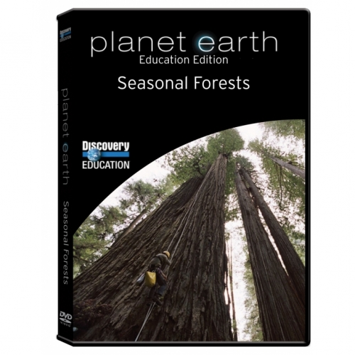 Planet Earth DVD: Seasonal Forests