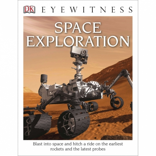 Eyewitness Paperback: Space Exploration