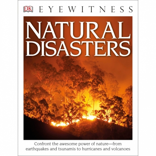 Eyewitness Paperback: Natural Disasters