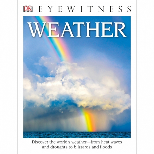 Eyewitness Paperback: Weather