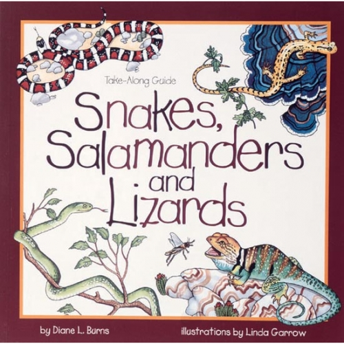 Snakes, Salamanders and Lizards Take Along Guide
