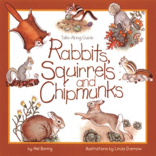 Rabbits, Squirrels and Chipmunks Take Along Guide