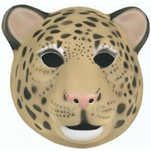 Leopard Foam Mask