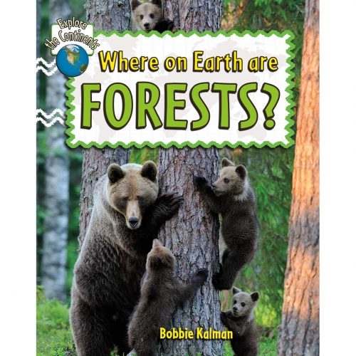 Where on Earth are Forests? Book